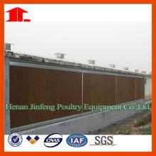 Coussin de refroidissement pour la ferme de volaille