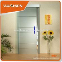 2015 Heißes verkaufendes Innere Aluminiumglas-Schiebetür-Hardware hergestellt in China