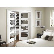 Einzelner Schwingen-zeitgenössischer Innenmoderner Tür-Entwurf