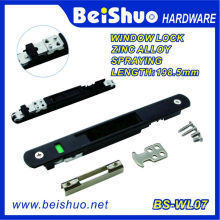 Long Lever Right Hand Casement Locking Crescent Window Sash Lock