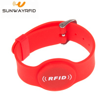 Массовый заказ RFID 125KHz Ticket Printing Event Wristbands