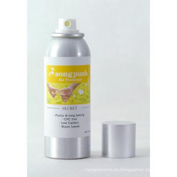 Room Deodorizer Spray con muchas fragancias disponibles