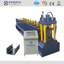 High-Speed mit ISO standard verwendeten Rollladen kalt roll Umformmaschine