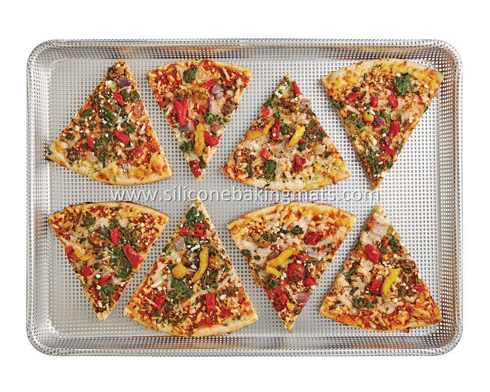 Perforated Aluminum Baking Sheet Pan