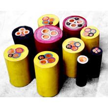 Gummi-isoliertes Kabel Gummi-ummanteltes flexibles Kabel