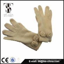 Venta al por mayor Alibaba suministro de punto guantes baratos de invierno