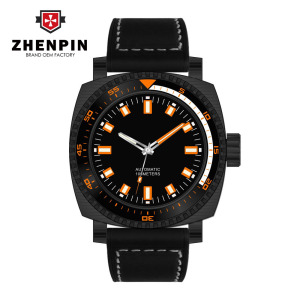 ETA 2824-2 Carbon fiber watch