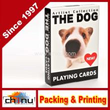 Les cartes à jouer de la collection Dog Artlist (430187)