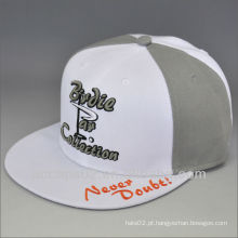 Chapéu de snapback personalizado com bordado 3d