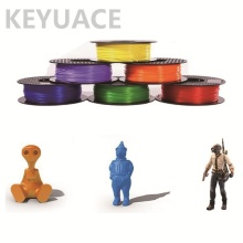 Filament d'imprimante PLA 3D multicolore