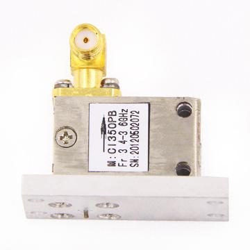 Aislador coaxial eléctrico femenino de 10w SMA N