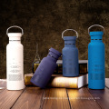 Botella de agua con aislamiento deportivo Acero inoxidable