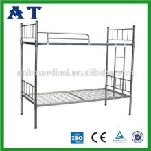 Cadre en métal à bas prix lit en litière en métal