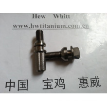 titanium wheel bolt for car