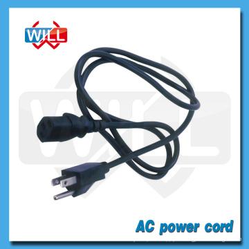 Cable del cable de alimentación del jet del pse de Japón de la perla 125V de la alta calidad 3