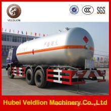 Verflüssigter LPG Gas Tankwagen
