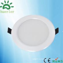 Горячий потолочный светильник 100-240v высокого качества высокого качества белизна тонкий 4 inch smd5730 9w вел свет глобуса