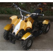 CE Aprobación 350W Motor Power Nuevos cuatrimotos eléctricos ATV del diseño de cuerpo, Scooter eléctrico de 4 ruedas (ET-EATV005)