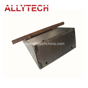 Steel Stamping and Welding Component