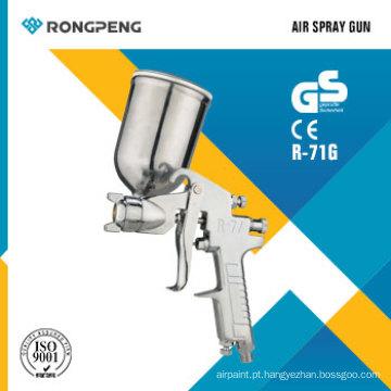 Pistola de pulverização industrial Rongpeng R-71g