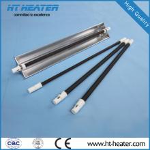 Calentador de cerámica IR de transferencia por sublimación