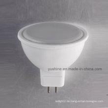 LED-Scheinwerfer MR16 120V 6W mit Gx5.3 Basis