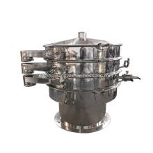 Flour machine stainless steel  circular vibrating screen