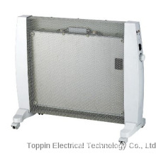 1500W Mica Panel Heater, Adjustable Thermostat, Safety Protection