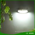 Creative Cambered 8LED Haute Puissance Capteur de Mouvement Mur Solaire Lumière Sourire Jardin Mur Lampe Solaire Escaliers de Sécurité Lumières