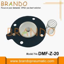 Diafragma de válvula de pulso de ajuste de polvo esencial D20