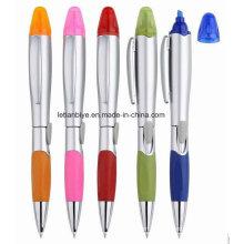 Textmarker-Kugelschreiber (LT-C189)