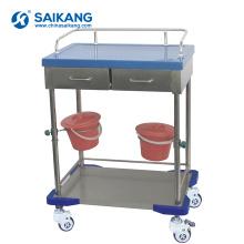 SKH022-1 Medical Hospital Emergency Treatment Trolley