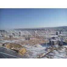 Support de montage solaire galvanisé à chaud DIP