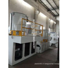 Machine de mélangeur de poudre en plastique de PVC