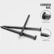 Nuevas uñas de alambre de materia prima de diseño con buen precio