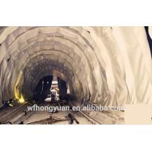 Impermeabilización de la membrana del túnel de PVC con gran calidad