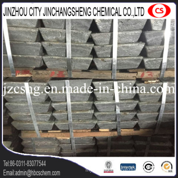Antimony Ingot From China/Antimony Ingot 99.65%, 99.85%, 99.90%
