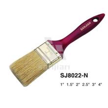 Outils professionnels de peinture brosse de poils de sanglier pinceau Sanjian