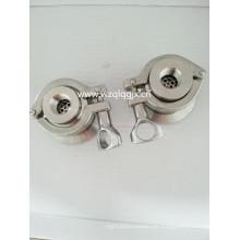 Válvula de control roscada de acero inoxidable
