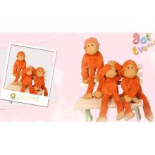 Funny plush toy monkeys
