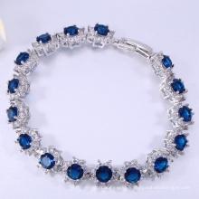 Gros personnalisé argent charme bracelet Pas Cher Chaîne Bracelets Mince Argent Chaîne femmes fantaisie personnalisé bracelet Produit sur Alibab