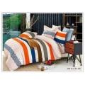 Cotton Pigment Printed Bedsheet Set /Duvet Cover Set
