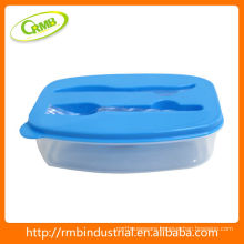 Plastic Kitchenware Food Lunch Box Storage Set