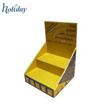 Wholesale Paper Counter Display Box Merchandising Display Box