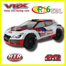 1/16 escala rally coche RTR 1/16 coche del rc, coche del juguete nuevo 2014