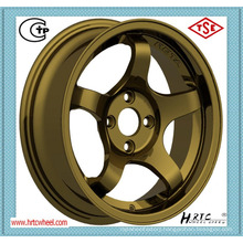 13 inch alloy wheels with PCD 4X114.3 for cars