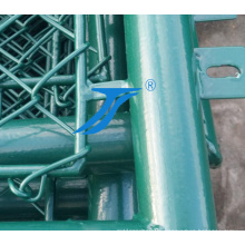 PVC Coated Basketball Chain Link Fence