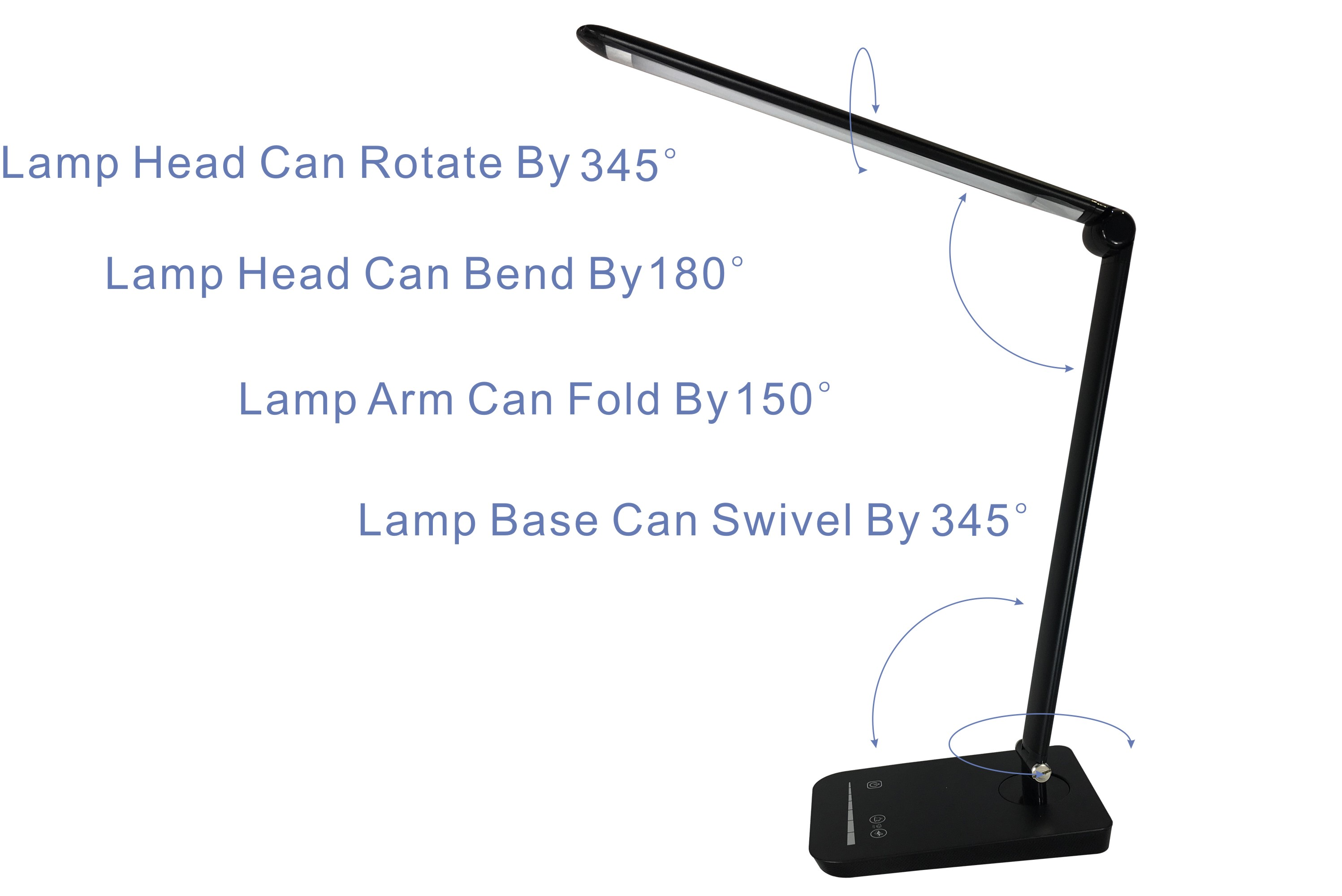 USB Dimmable Reading Lamp