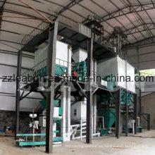 Línea completa de producción de pellets de pienso para animales