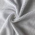 Tencel cotton blended mesh Jacquard knitting fabric